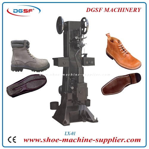 Vertical Shoe Outsole Stitcher