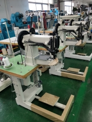 Heavy Duty Cylinder Bed Sewing Machine LX-205A