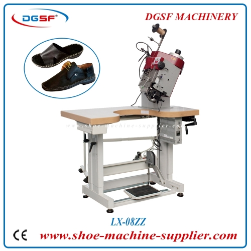 Hemp Rope Sole Pattern Sewing Machine LX-08ZZ