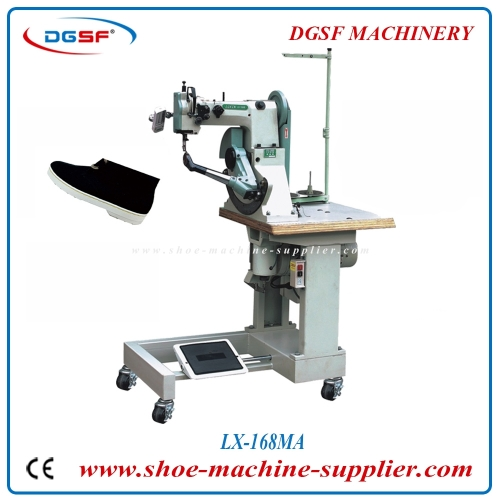 Side Wall Shoe Sole Stitching Machine LX-168MA