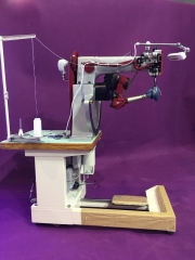 Middle Boots Shoe Border Sewing Machine LX-269M