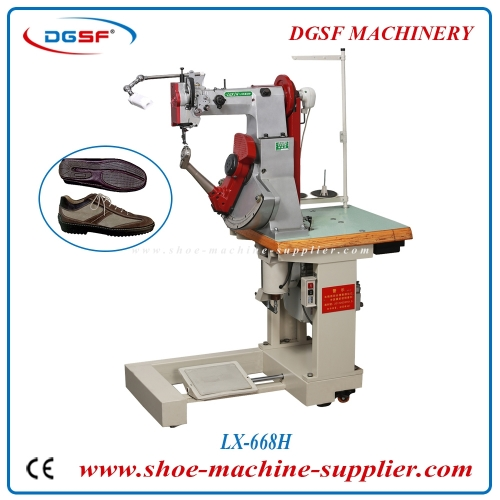 Inseam and Side Seam Sole Stitcher LX-668H