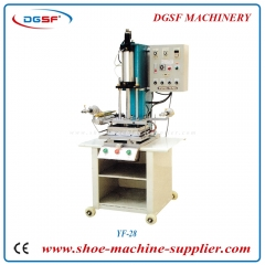 Air Pressure Automatic Flat Type Stamping Machine YF-28