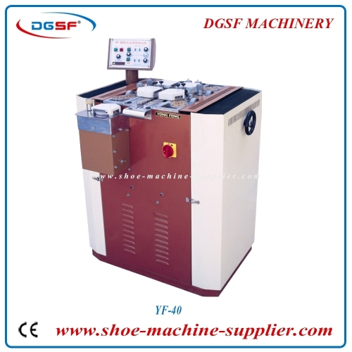 Double Side Leather Belt Edge Grinding Machine YF-02