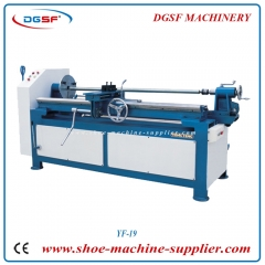 Single Knife Leather Stripe Slitting Machine YF-19