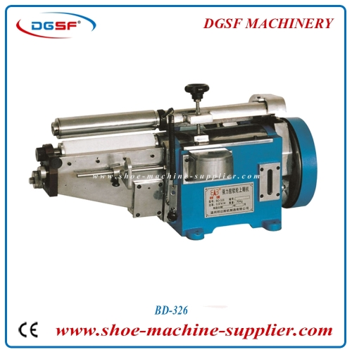 Soft Cylinder Insole Cementing Machine BD-326