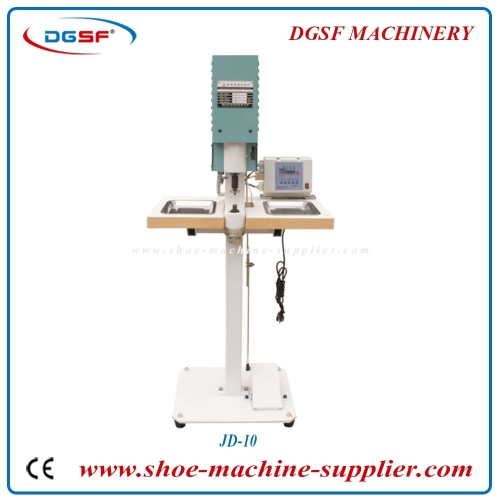 Computer Direct-Driven Button Riveting Machine JD-10