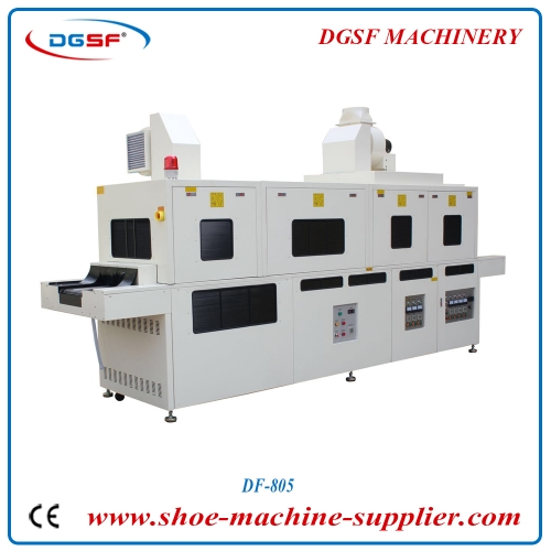 Double Side Freezing UV Irradiating Machine DF-805