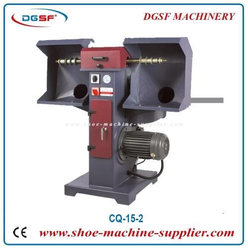 Eight speed polishing machine CQ-15-2