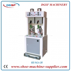 Double hot rubber type counter molding machine HZ-562A-2H