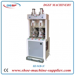 Double cold air bag type counter molding machine HZ-562B-2C