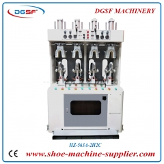 Double cold and double hot 4 airbag type counter moulding machine HZ-563-A-2H2C