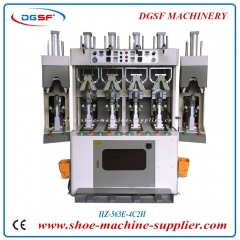 4 cold and 2 hot valgus counter moulding machine HZ-563-E-4C2H