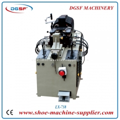 Stitch down shoes toe lasting machine LX-738