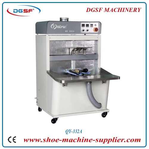Rotary Outsole Reactivating Machine