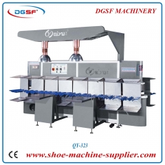 Double Layer Shoe Sole Adhensive Activation Machine (Middle section)