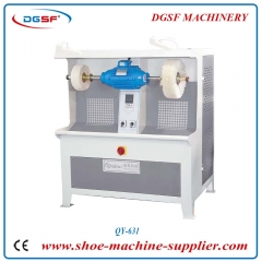 Double Stepless Speed-change Vamp-polishing Machine