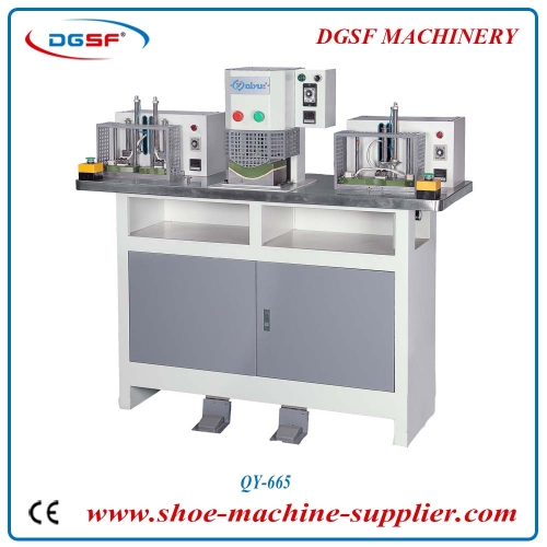 Toe Puff Forming Machine for Shoe Toe and Back