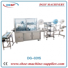 Automatic Face Mask Machine Elastic Ear Band Mask Making Machine