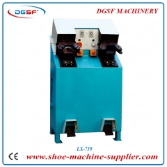 Stitch-down shoes heel seat lasting machine LX-739