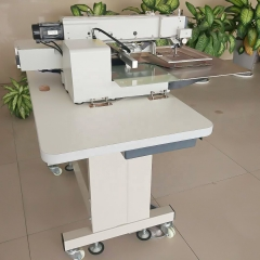 Automatic electronic pattern industrial sewing machine for glove and shoe-pad DS-3020E