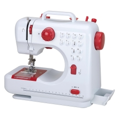 505A Household Sewing Machine 12-stitch Edition Electric Multifunctional Micro Mini Sewing Machine FHSM-505A